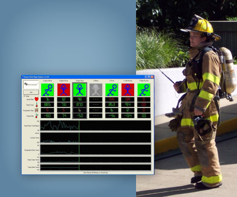 Customer Project: First Responder Vital Signs Monitor